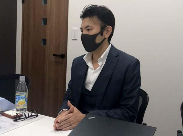 鈴木氏へのインタビュー